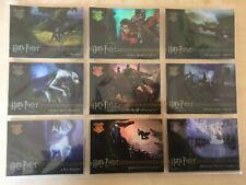 ARTBOX Harry Potter Prisoner of Azkaban 9 Puzzle Foil Insert Card Set