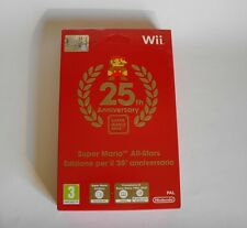 Super Mario All-Stars 25th Anniversary Edition (Wii) - ITA - NUOVO - SIGILLATO