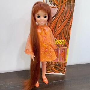 Vintage Ideal CRISSY Doll Hair To Floor + BOX - sel