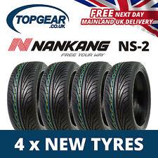 165/45/16 Nankang NS2 74V Tyres x4 (Set) 1654516- x4 Brand New 16 Inch Tyres