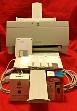 Apple StyleWriter 1200 Standard Inkjet Printer + Software 2 Ink Cartridge Bundle