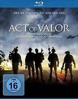 Act of Valor [Blu-ray] von McCoy, Mike, Waugh, Scott | DVD | Zustand sehr gut