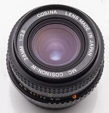 Cosina MC Cosinon-W Cosinon W 28mm 28 mm 1:2.8 2.8 - Pentax PK