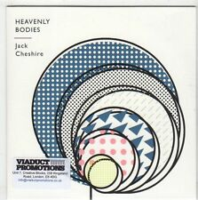 (EY1000) Heavenly Bodies, Jack Cheshire - 2014 DJ CD