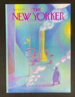 COVER ONLY ~ The New Yorker Magazine, January 26, 1976 ~ Eugene Mihaesco