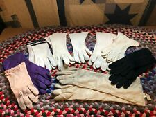 Lot Vintage Women's Gloves - Long & Short