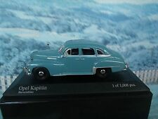 1/43  Minichamps Opel Kapitan 1951  1 of 1008
