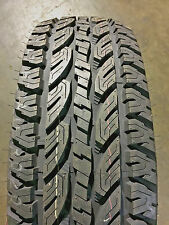 2 NEW 265 70 16 OWL Tacoma Trail A/T All Terrain Tires Free Shipping 265/70R16