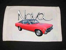 NEW Chevy Nova Hand Towels (13 different options)