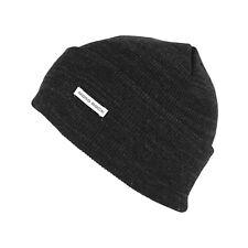 1aee34e7 Mororock Cuff Beanie Hat Men Women Acrylic Plain Knit Ski.