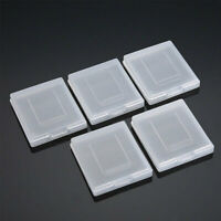 5pcs Game Card Cartridge Case Storage Box For Pokemon GameBoy Color GBC New UUI