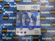 TRENDNET TU-PS2 ADAPTADOR USB A PS/2