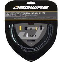 New Upgrade Jagwire MCK700 Mountain Elite Link Brake Cable Kit, Black, ALX
