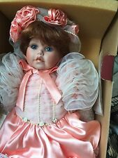 """Treasured Heirloom KAIS """"Candice"""" collectible doll"""