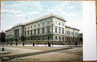 1905 Philadelphia, PA Postcard: The Mint - Pennsylvania Penn