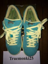 Nike Air Classic SB - Emerald Green/Desert Clay mens size 6.5