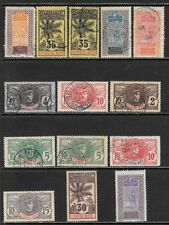 Senegalese Postage Stamps
