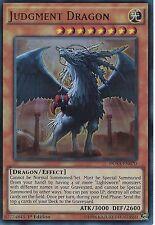 Judgment Dragon - DUSA-EN070 Ultra Rare Yugioh MINT DUELIST SAGA 1st