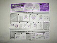 Transformers Armada Powerlinx Thrust instructions C9