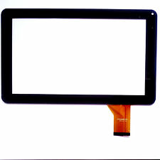 "Digitizer Touch Screen per MID 9 ""Google Android 4.0 Tablet Vetro di Ricambio UK"