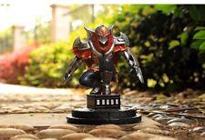 """5"""" LOL League of Legends Ninja Zed  Figure PVC Car Decoration Figurines Statue"""