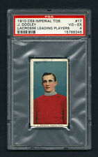 PSA 4 1910 C59 LaCROSSE CARD #17 J. DOOLEY