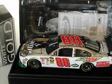 2010 Dale Earnhardt Jr #88 Amp Energy 1/24 WHITE GOLD Elite