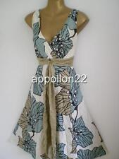 Monsoon EMANI Silk Oriane Dress sz 12 Wedding/Holidays