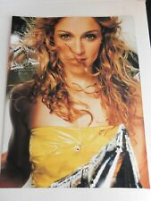 Madonna Icon fan club magazine no. 32 MB