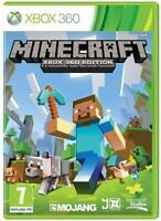 Minecraft Xbox 360 Edition (Xbox 360) - MINT - Super FAST & QUICK Delivery FREE