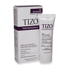 Tizo photoceutical AM пополнить слегка тонированный Spf 40 1.75 жидк. унц. (примерно 51.75 мл)