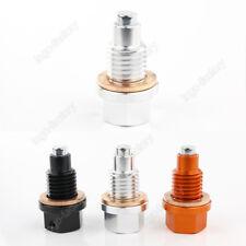 Billet Magnetic Oil Drain Plug Bolt KTM 125 150 200 250 300 400 450 500 530 XCW