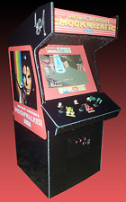 Mini Michael Jackson's Moonwalker Arcade Cabinet Collectible Display