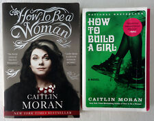 Caitlin Moran Lot 2 TPB: How to Be a Woman 2011 & How to Build a Girl 2015