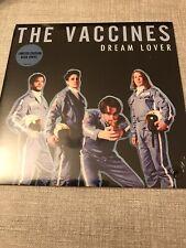 "THE VACCINES DREAM LOVER LTD BLUE VINYL NEW SEALED 7"" SINGLE"