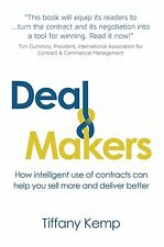 Deal Makers: How intelligent use of contracts can help you sell more NEW PBK