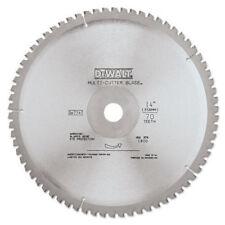 DeWALT DWA7747 14'' 66T Heavy Gauge Ferrous Metal Cutting Saw Blade