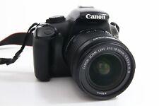 Canon EOS 1100D 18-55mm IS II Kit, sehr guter Zustand, extra Zubehörpaket