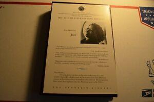 JAZZ Toni Morrison SIGNED  1st ED Leather Bound 1992 HC Franklin Library