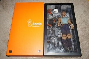 Brothersworker Bomb Figure Complete in Box #B5