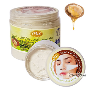 Argan Oil Verbena Ghassoul Clay Face Mask White Kaolin Rhassoul Hair Conditioner