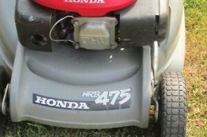 HONDA HRB 457 Petrol Lawnmower