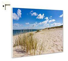 Magnettafel Pinnwand mit Motiv Natur Sylt  Strand Sand Düne