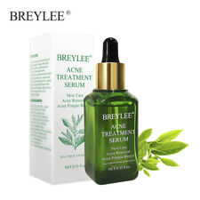 BREYLEE Facial Anti Acne Serum Essence Scar Blemish Pimple Removal Skin Care hot