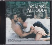 AGAINST ALL ODDS / MUSIC FROM THE ORIGINAL MOTION PICTURE SOUNDTRACK * NEW CD *