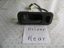 97 NISSAN ALTIMA  DRIVER REAR Interior  Door Handle Gray OEM