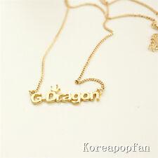 Bigbang G-dragon gd Made GOODS NECKLACE KPOP NEW