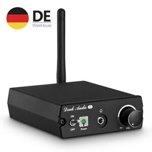 Mini Bluetooth 5.0 Stereo Empfänger USB DAC Koaxial Adapter Audio Receiver Amp