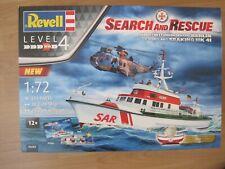 Revell 5683 Sar - Berlin Westland Sea King In 1 72