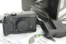 Fuji Fujifilm X-E2 16.3mp Mirrorless Digital Kamera, Body, OVP (box)